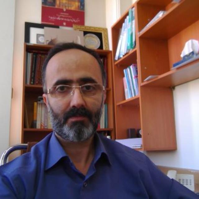 امیر مسعود امینیان مدرس